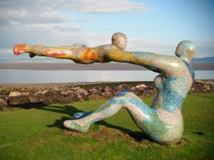 venus and cupid sculpture (c) Jenny Wain